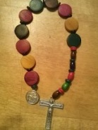 Rainbow Chaplet( sold)