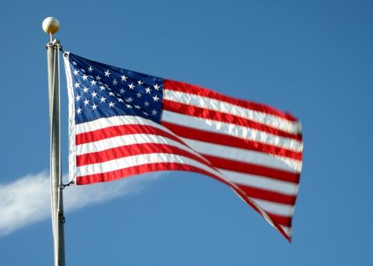 American Flag Morguefile.com