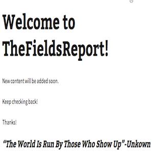 TheFieldsReport